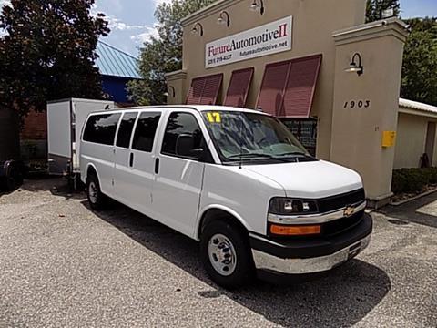 2017 Chevrolet Express Passenger for sale in Daphne, AL