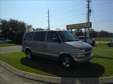2002 Chevrolet Astro for sale in Daphne, AL