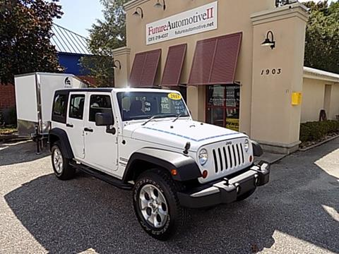 2013 Jeep Wrangler Unlimited for sale in Daphne, AL