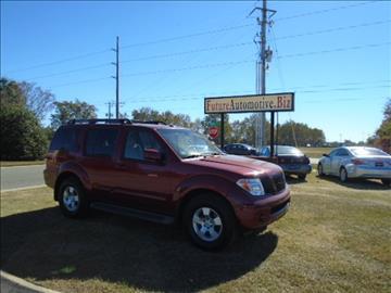 2007 Nissan Pathfinder for sale in Daphne, AL