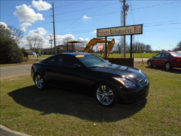 2009 Infiniti G37 Coupe for sale in Daphne, AL
