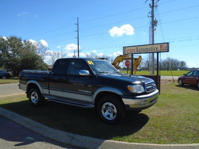 2001 toyota tundra 4dr access cab sr5 v8 4wd sb in daphne al future automotive ii. Black Bedroom Furniture Sets. Home Design Ideas