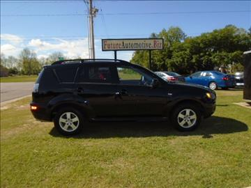 2010 Mitsubishi Outlander for sale in Daphne, AL