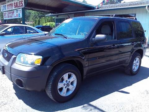 2005 Ford Escape for sale in Sedro Woolley, WA