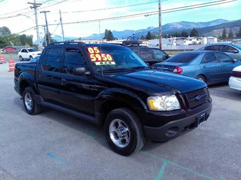 2005 Ford Explorer Sport Trac for sale in Sedro Woolley, WA