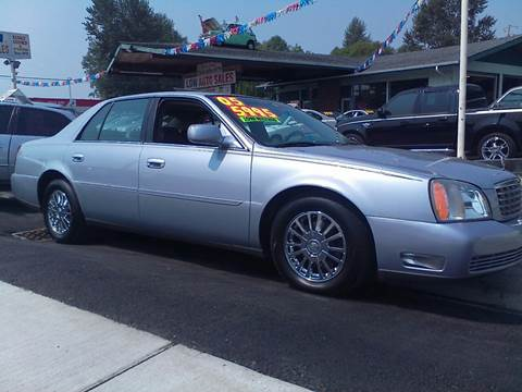 2005 Cadillac DeVille for sale in Sedro Woolley, WA