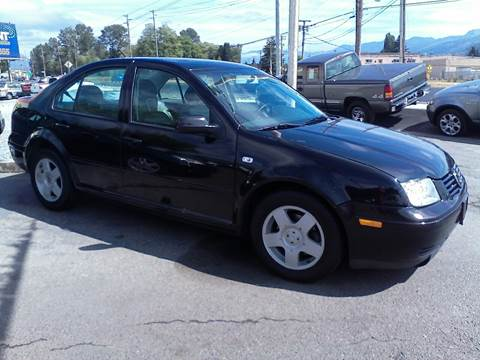 2002 Volkswagen Jetta for sale in Sedro Woolley, WA