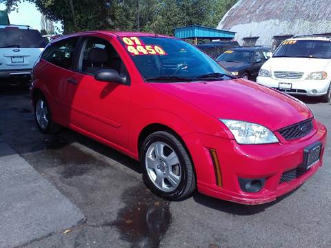 2007 Ford Focus for sale in Sedro Woolley, WA
