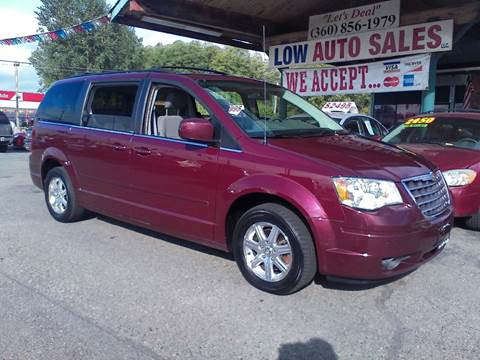 2008 Chrysler Town and Country for sale in Sedro Woolley, WA