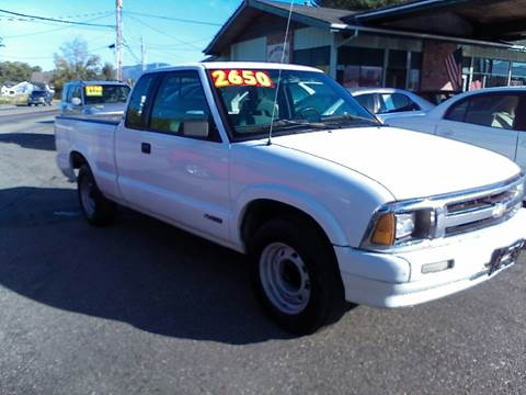 1994 Chevrolet S-10 for sale in Sedro Woolley, WA