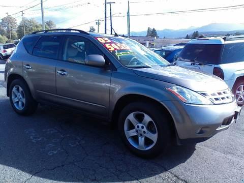 2003 Nissan Murano for sale in Sedro Woolley, WA