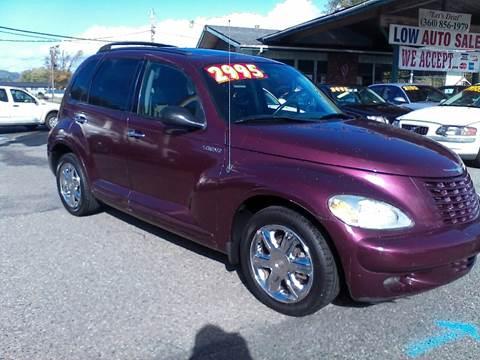 2003 Chrysler PT Cruiser for sale in Sedro Woolley, WA