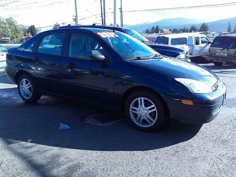 2003 Ford Focus for sale in Sedro Woolley, WA
