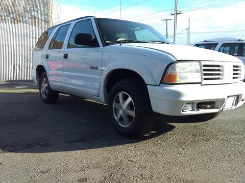 2001 Oldsmobile Bravada for sale in Sedro Woolley, WA