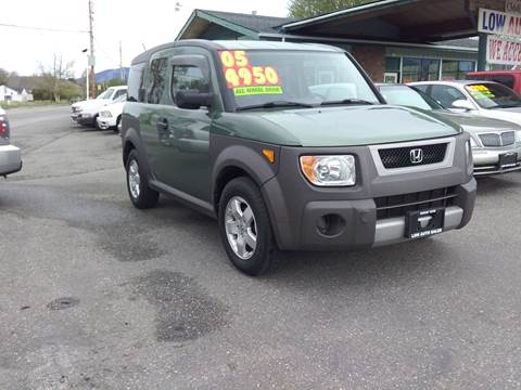 2005 Honda Element for sale in Sedro Woolley, WA