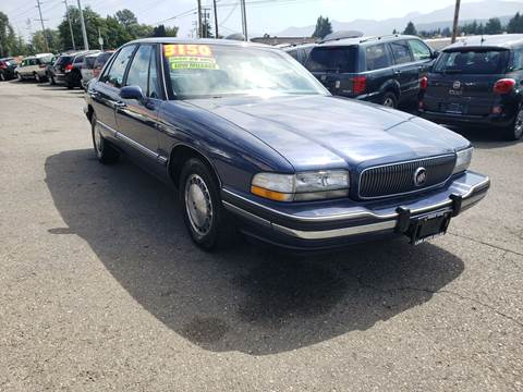 1996 Buick Lesabre >> 1996 Buick Lesabre For Sale In Sedro Woolley Wa