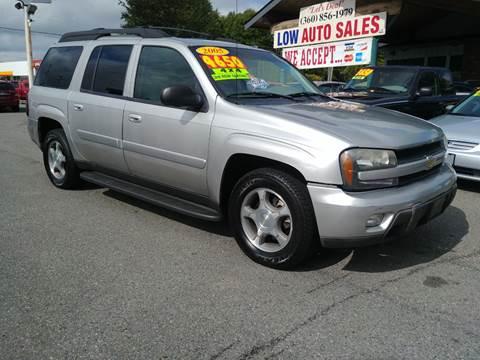 2005 Chevrolet TrailBlazer EXT for sale in Sedro Woolley, WA