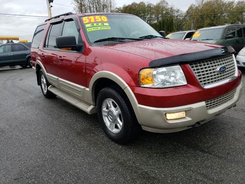 2005 Ford Expedition for sale in Sedro Woolley, WA