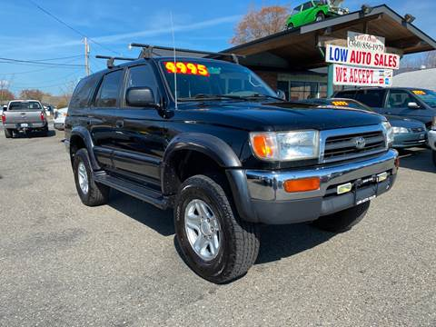 toyota 4runner for sale in sedro woolley wa low auto sales low auto sales