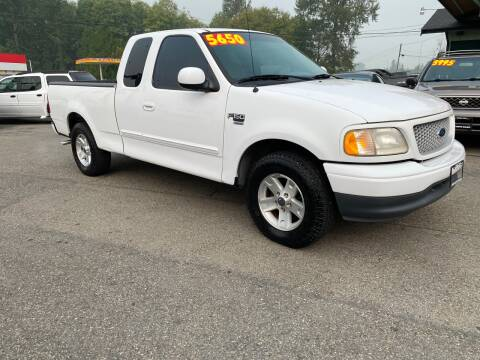 1999 Ford F-150 for sale at Low Auto Sales in Sedro Woolley WA