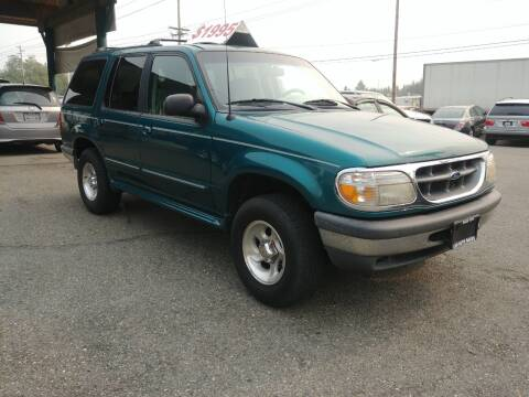 1998 Ford Explorer for sale at Low Auto Sales in Sedro Woolley WA