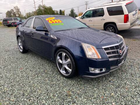 2008 Cadillac CTS for sale at Low Auto Sales in Sedro Woolley WA