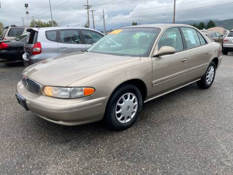 2001 Buick Century for sale at Low Auto Sales in Sedro Woolley WA