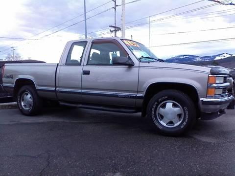 1998 Chevrolet C/K 1500 Series for sale in Sedro Woolley, WA