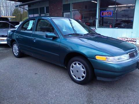 1995 Mercury Mystique for sale in Sedro Woolley, WA
