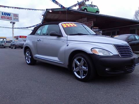 2005 Chrysler PT Cruiser for sale in Sedro Woolley, WA