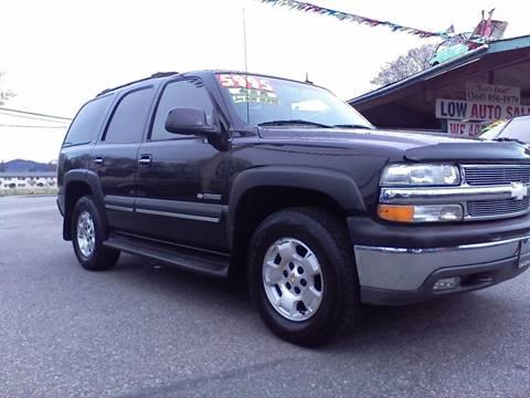2003 Chevrolet Tahoe for sale in Sedro Woolley, WA