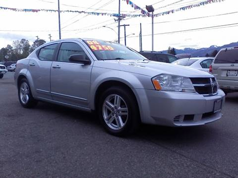 2008 Dodge Avenger for sale in Sedro Woolley, WA