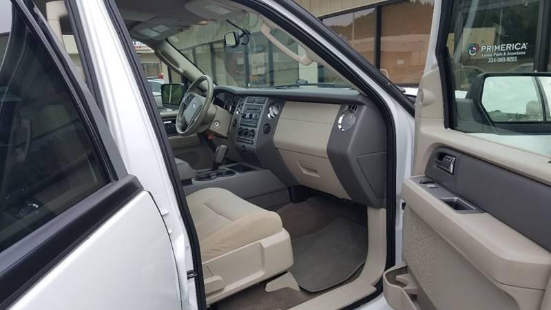 2011 Ford Expedition 4x4 XL 4dr SUV - Montgomery AL