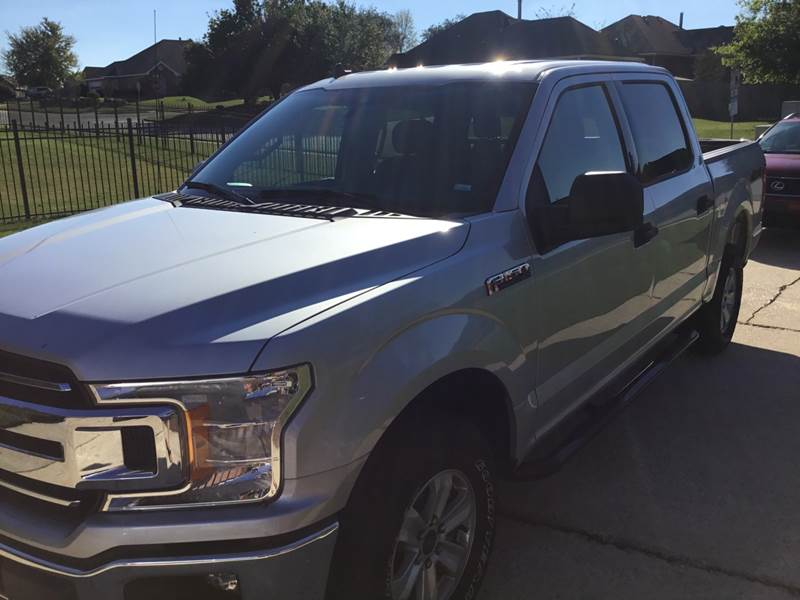 Ford Dealership Montgomery Al >> 2019 Ford F 150 4x4 Xlt 4dr Supercrew 5 5 Ft Sb In