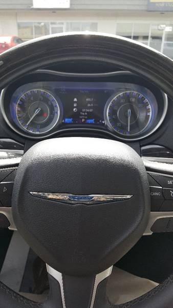 2016 Chrysler 300 C 4dr Sedan - Montgomery AL