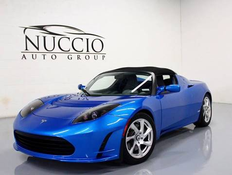 2011 Tesla Roadster for sale in Addison, IL