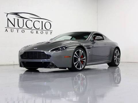 2012 Aston Martin V12 Vantage For Sale In Addison, IL