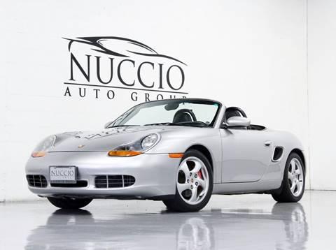 2002 Porsche Boxster for sale in Addison, IL