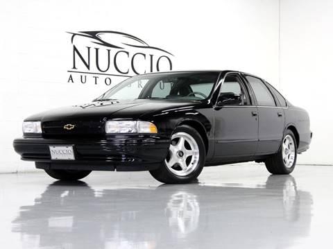 1995 Chevrolet Impala for sale in Addison, IL