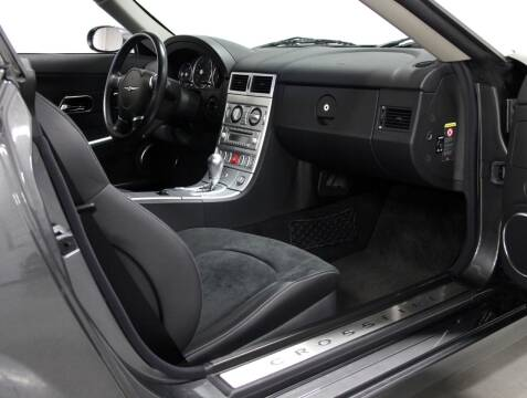 2005 Chrysler Crossfire SRT-6