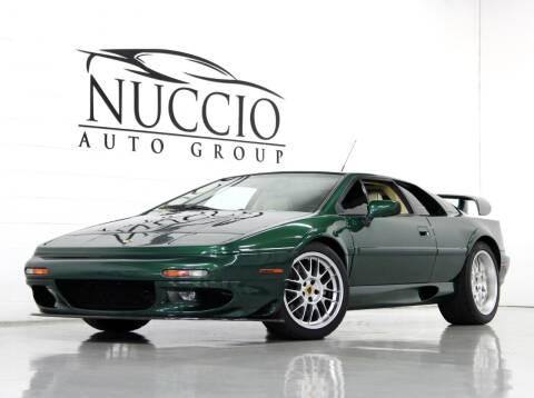 2003 Lotus Esprit V8 for sale at Motorcars By Bill Nuccio in Addison IL