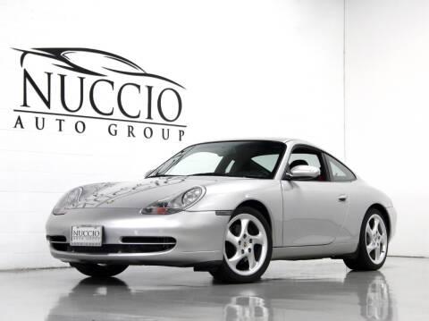 1999 Porsche 911 Carrera for sale at Motorcars By Bill Nuccio in Addison IL