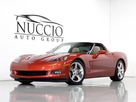 2005 Chevrolet Corvette for sale at Motorcars By Bill Nuccio in Addison IL