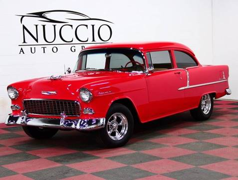 1955 Chevrolet Bel Air for sale in Addison, IL