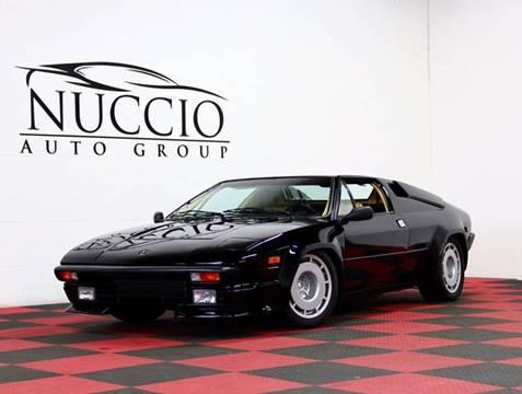 1987 Lamborghini Jalpa for sale in Addison, IL