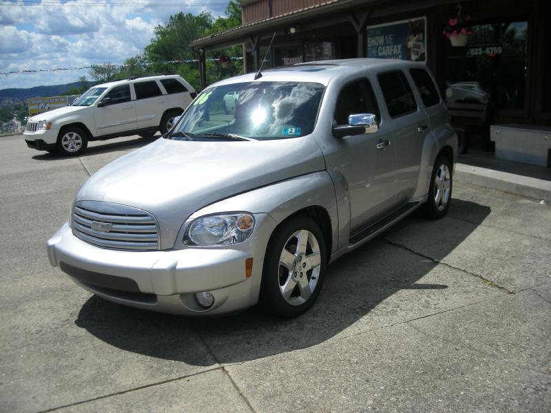 2006 Chevrolet HHR For Sale At Dave Rexroad Motor Sales In Clarksburg WV