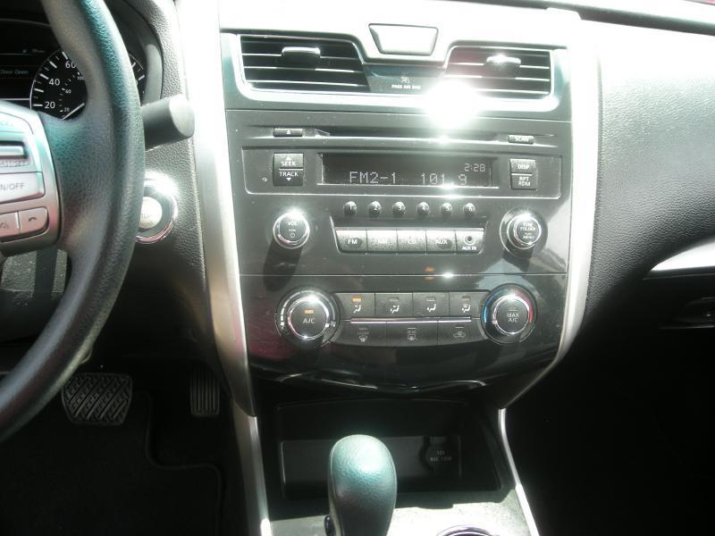 2015 Nissan Altima 2.5 4dr Sedan - Clarksburg WV