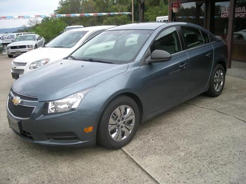 2012 Chevrolet Cruze for sale in Clarksburg, WV