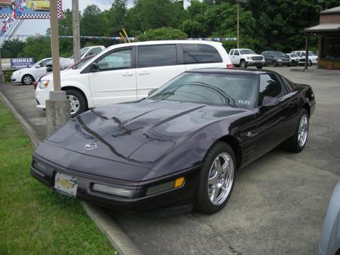 chevrolet corvette for sale in west virginia. Black Bedroom Furniture Sets. Home Design Ideas