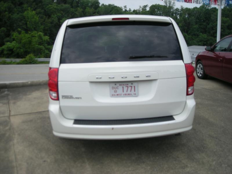 2012 Dodge Grand Caravan SE 4dr Mini-Van - Clarksburg WV